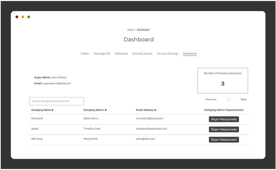 bundle-dashboard